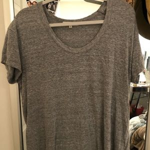 Truly Madly Deeply Gray Tee